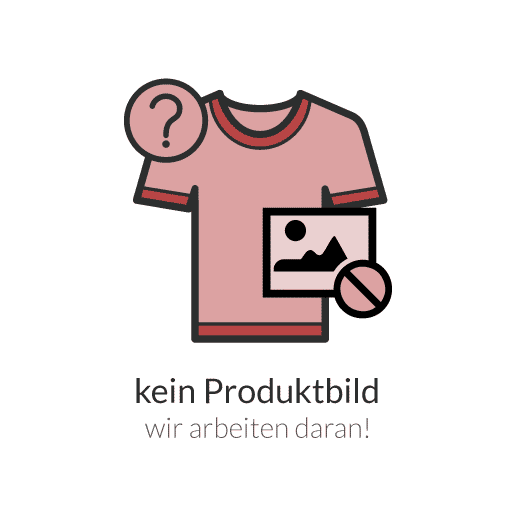 Bistro Apron with Front Pocket in Red von Link Kitchen Wear (Artnum: X968T