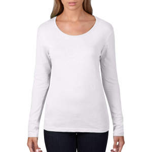 Women`s Featherweight Long Sleeve Scoop Tee