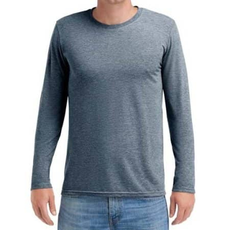 Adult Tri-Blend Long Sleeve Tee von Anvil (Artnum: A6740