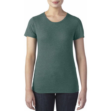 Women`s Tri-Blend Tee von Anvil (Artnum: A6750L