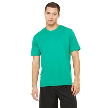 Unisex Performance Short Sleeve Tee in Sport Kelly von All Sport (Artnum: ALM1009