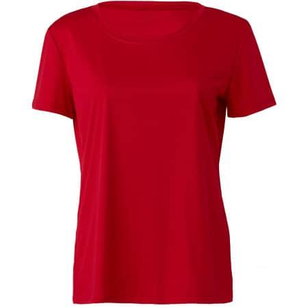 Women`s Performance Short Sleeve Tee von All Sport (Artnum: ALW1009