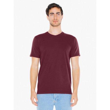 Unisex Fine Jersey T-Shirt in Truffle von American Apparel (Artnum: AM2001