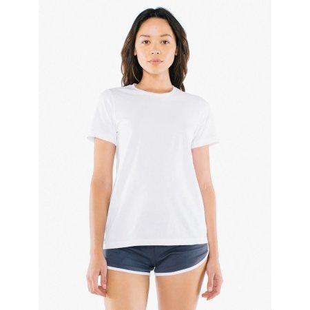 Women`s Fine Jersey T-Shirt von American Apparel (Artnum: AM2102