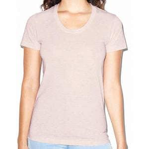 Women`s Tri-Blend Track T-Shirt