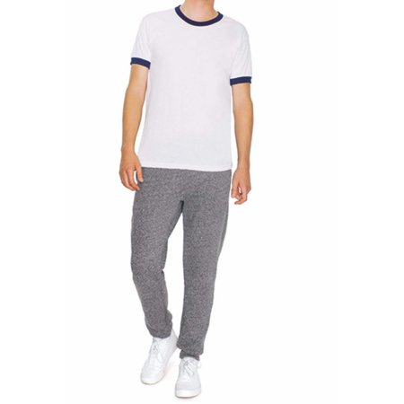 Unisex Poly-Cotton Short Sleeve Crew Neck T-Shirt von American Apparel (Artnum: AM4010