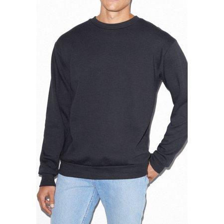 Unisex Flex Fleece Drop Shoulder Sweatshirt von American Apparel (Artnum: AM496