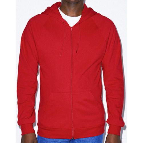 American Apparel - Unisex California Fleece Zip Hooded Sweatshirt