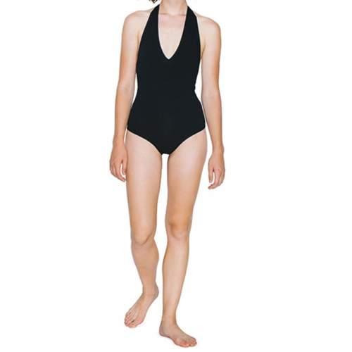 American Apparel - Women`s Halter Bodysuit