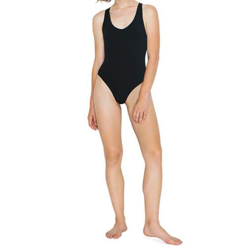 American Apparel - Women`s Tank Thong Bodysuit