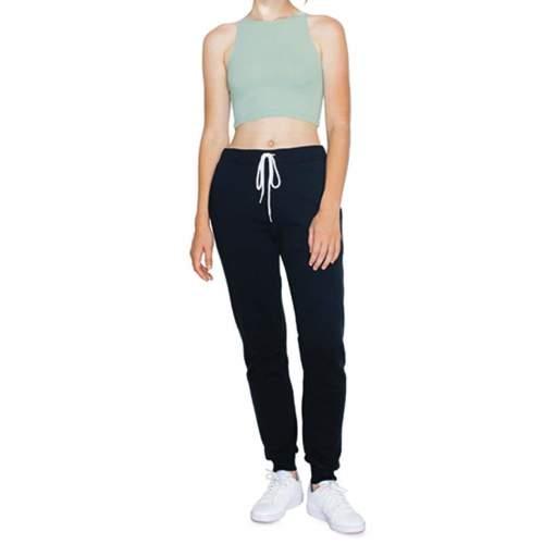 American Apparel - Women`s Sleeveless Crop Top