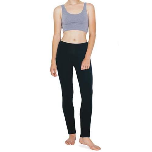 American Apparel - Women`s Jersey Straight Leg Yoga Pants