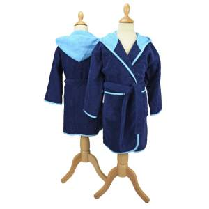 Boyzz&Girlzz Hooded Bathrobe