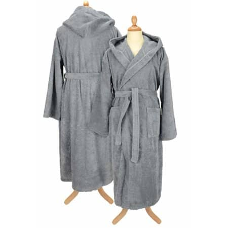Bathrobe with Hood von A&R (Artnum: AR026