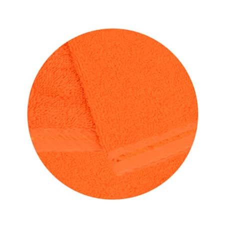 Facetowel in Bright Orange von A&R (Artnum: AR032