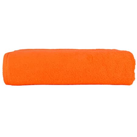 Beach Towel in Bright Orange von A&R (Artnum: AR037