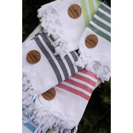Hamamzz® Dalaman Towel von A&R (Artnum: AR053