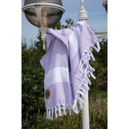 Hamamzz® Marmaris De Luxe Towel von A&R (Artnum: AR056