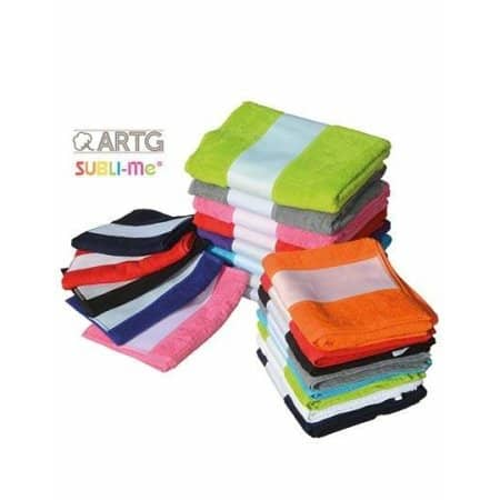 SubliMe Sport Towel von A&R (Artnum: AR083