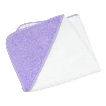 Baby Hooded Towel von A&R (Artnum: ARB032