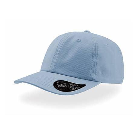 Dad Hat - Baseball Cap in Light Blue von Atlantis (Artnum: AT409