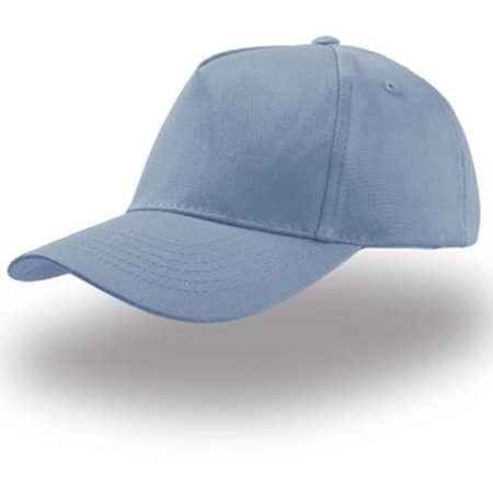 Kid Start Five Cap in Light Blue von Atlantis (Artnum: AT508
