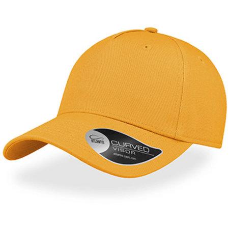 Shot Cap in Yellow von Atlantis (Artnum: AT528