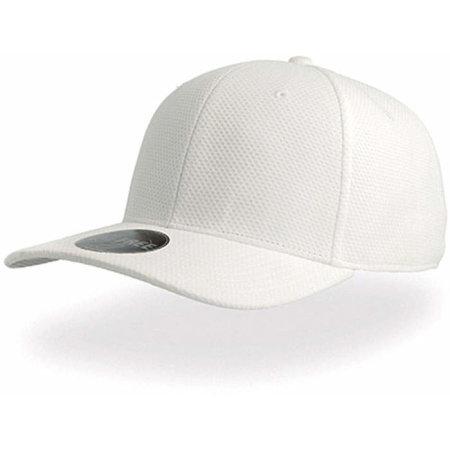 Dye Free Cap in White von Atlantis (Artnum: AT656