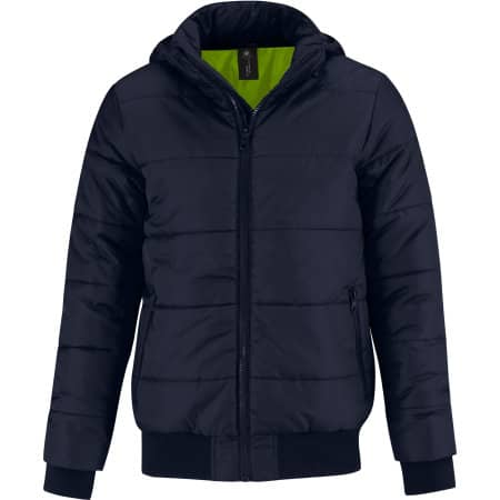 Jacket Superhood /Men von B&C (Artnum: BCJM940