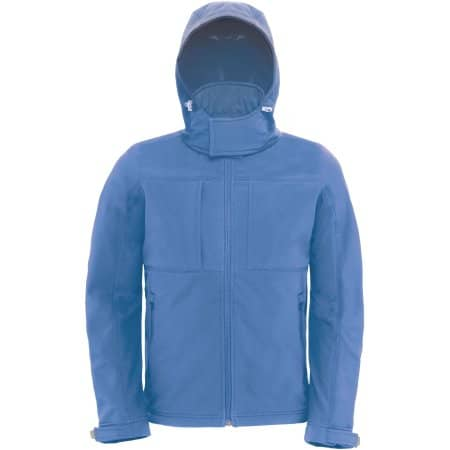 Hooded Softshell / Men von B&C (Artnum: BCJM950