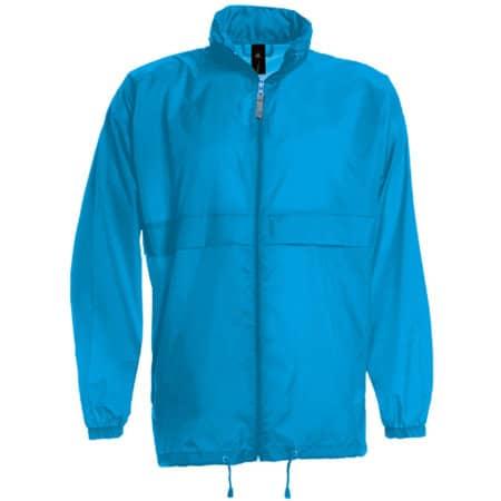 Jacket Sirocco /Unisex in Atoll von B&C (Artnum: BCJU800