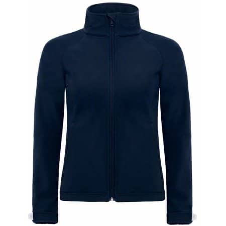 Hooded Softshell / Women von B&C (Artnum: BCJW937