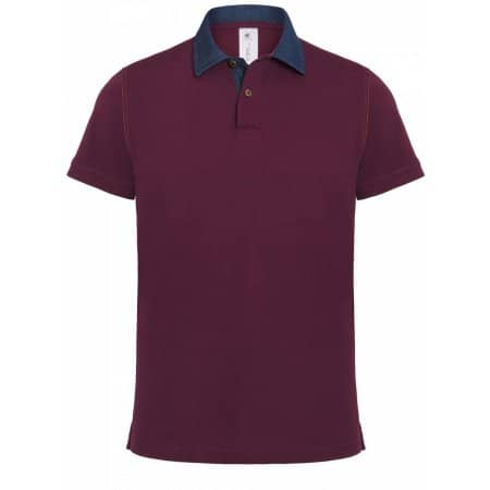 Polo DNM Forward /Men von B&C (Artnum: BCPMD30