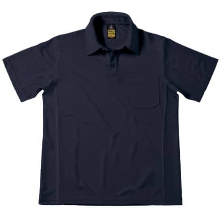 CoolPower Pro Polo von B&C Pro Collection (Artnum: BCPUC12
