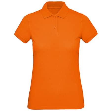 Inspire Polo / Women in Orange von B&C (Artnum: BCPW440
