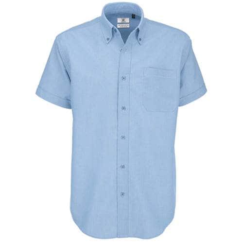 B&C - Shirt Oxford Short Sleeve /Men
