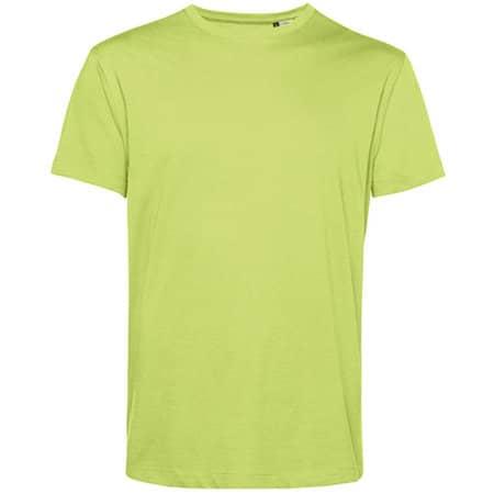 #Organic E150 T-Shirt in Lime von B&C (Artnum: BCTU01B