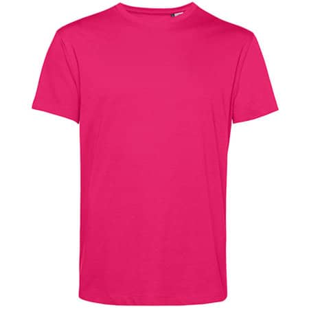 #Organic E150 T-Shirt in Magenta Pink von B&C (Artnum: BCTU01B
