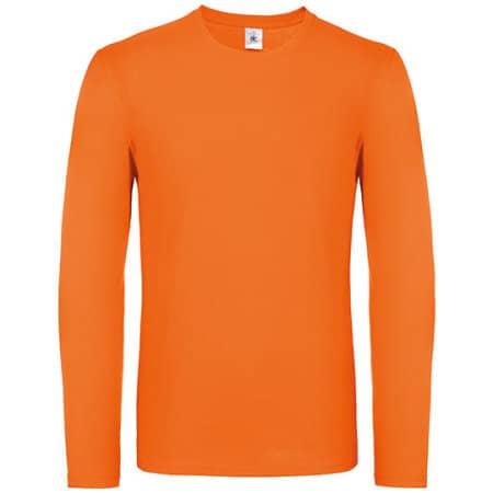 T-Shirt #E150 Long Sleeve / Unisex (Exact) von B&C (Artnum: BCTU05T