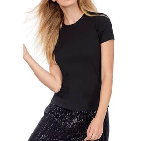 T-Shirt Women-Only von B&C (Artnum: BCTW012