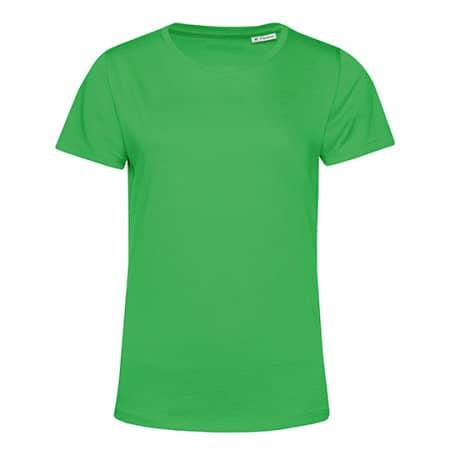 #Organic E150 T-Shirt /Women in Apple Green von B&C (Artnum: BCTW02B