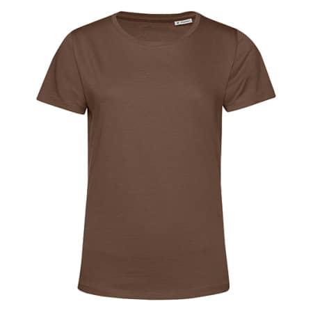 #Organic E150 T-Shirt /Women in Mocha von B&C (Artnum: BCTW02B
