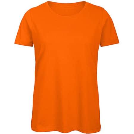 Inspire T /Women in Orange von B&C (Artnum: BCTW043
