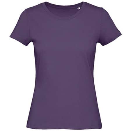 Inspire T /Women in Urban Purple von B&C (Artnum: BCTW043