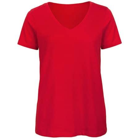 Inspire V T /Women in Red von B&C (Artnum: BCTW045