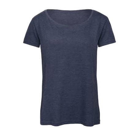 Triblend T-Shirt /Women von B&C (Artnum: BCTW056