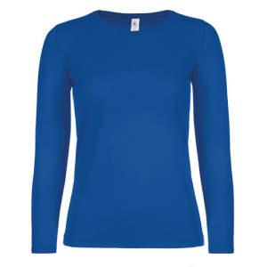 T-Shirt #E150 Long Sleeve / Women (Exact)