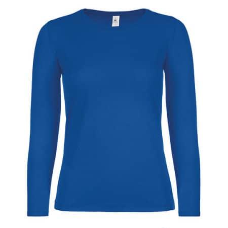 T-Shirt #E150 Long Sleeve / Women (Exact) von B&C (Artnum: BCTW06T