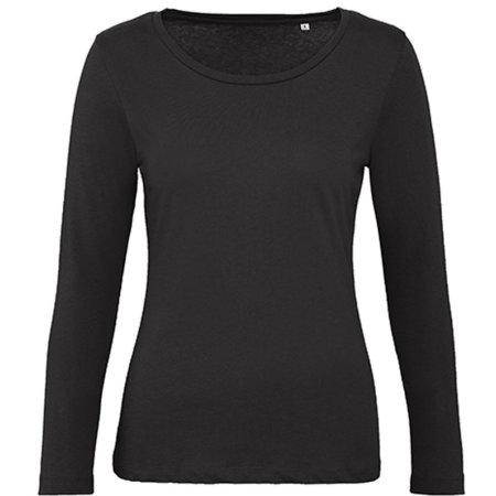Inspire Long Sleeve T / Women in Black von B&C (Artnum: BCTW071
