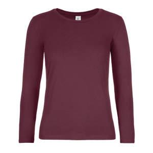 T-Shirt #E190 Long Sleeve / Women (Exact)